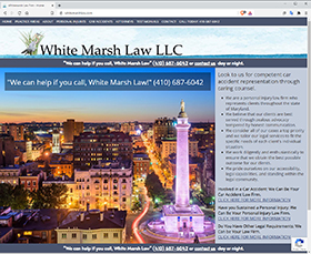 White Marsh Law